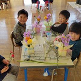 第55回子ども花育チャレンジ