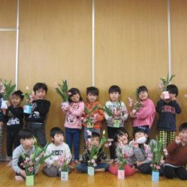 第62回子ども花育チャレンジ
